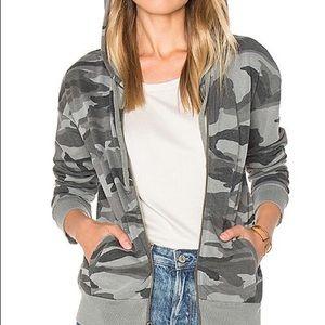 Splendid Camo soft luxury hoodie